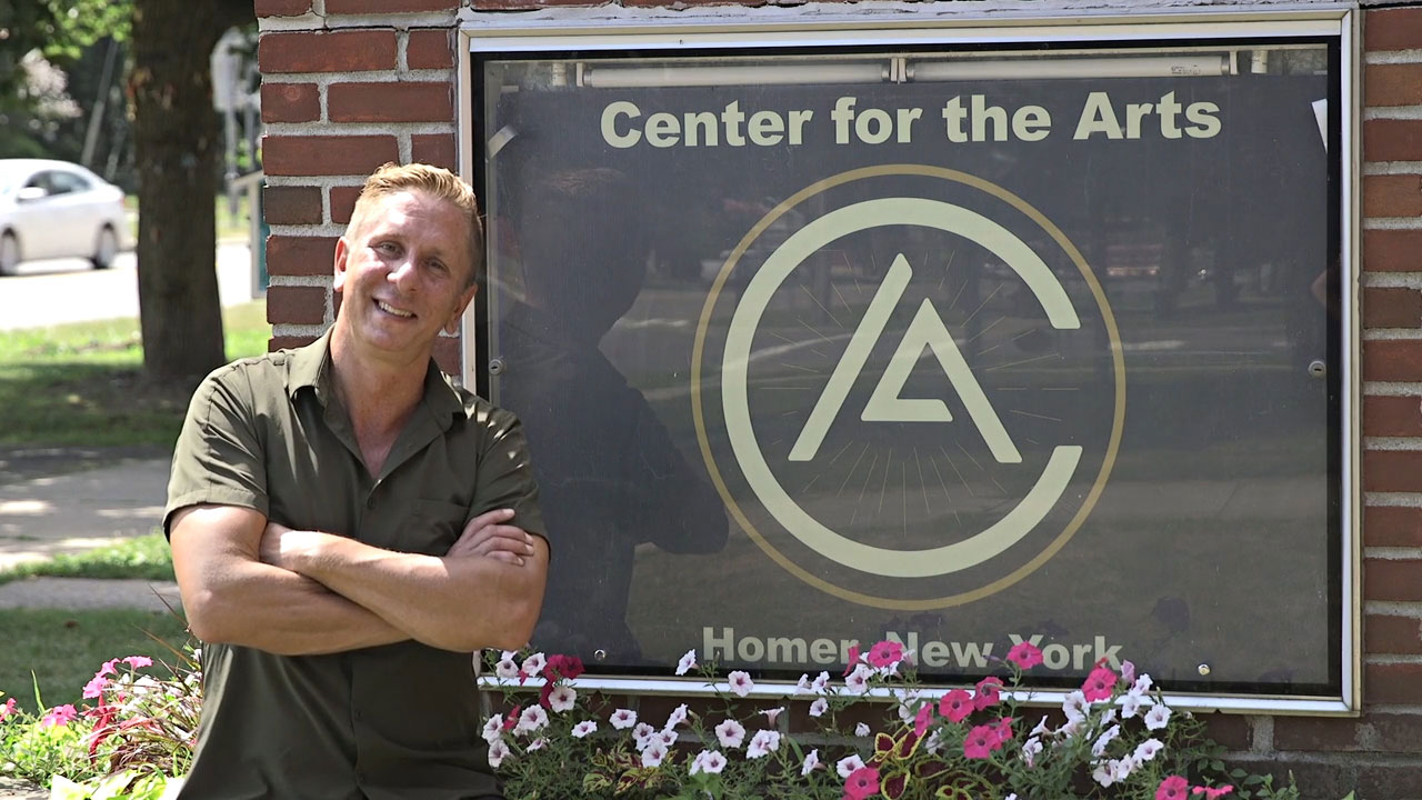 Center For The Arts Cover Picture